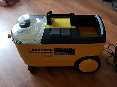 Karcher Commercial Puzzi 100 hardly used