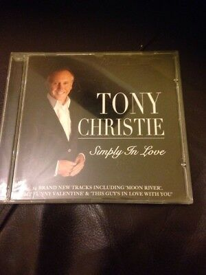 Tony Christie - Simply in Love - Tony Christie CD T4VG The Cheap Fast Free Post