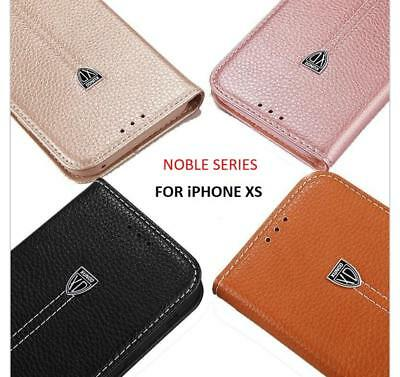 XUNDD Luxury Magnetic Flip Stand Wallet Leather Case Cover For Apple  iPhone XS