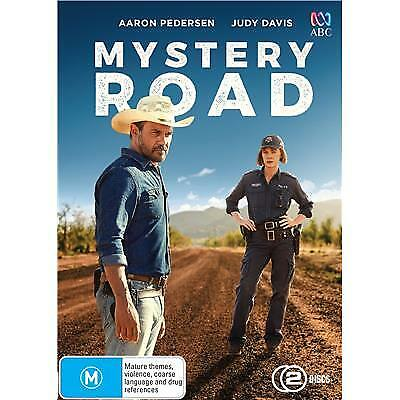 Mystery Road (DVD, 2018, 2-Disc Set)