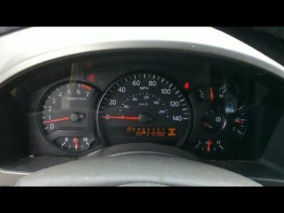 Speedometer Cluster MPH With Package Big Tow Fits 04-05 ARMADA 471696