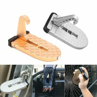 Doorstep Vehicle Access Roof Car Auto Door Step Latch Easily Rooftop Pedal EA