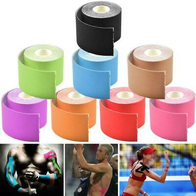 5CM*5M Kinesiology Tape Elastic Physio Muscle Support Tape PRO Pain Relief