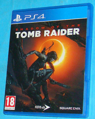 Shadow of the Tomb Raider - Sony Playstation 4 PS4 - PAL