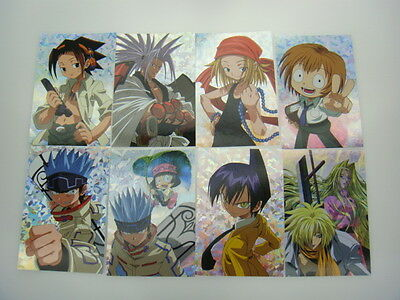 Japanese Anime Shaman King Card x24 pages