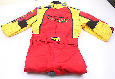 Karting Maranello OMP Factory Racing Costume Taille 42 Grade A