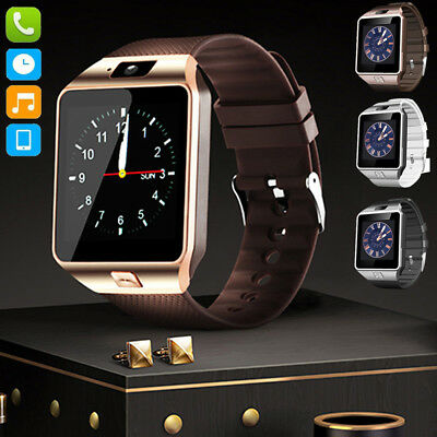 2018 DZ09 Bluetooth Smart Watch Phone With Camera SIM SLOT For Android IOS Phone