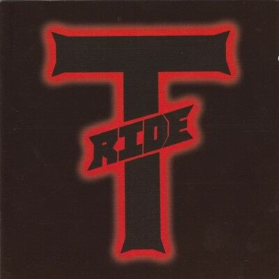 T-RIDE - T-RIDE S/T, CD 2008 KRESCENDO RECORDS US Glam Hard Rock NEW SEALED