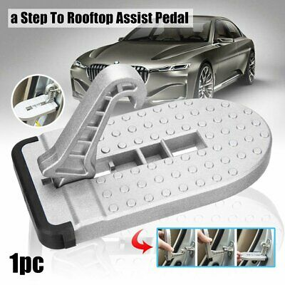 Doorstep Vehicle Access Roof Of Auto Car Give You a DoorStep To Easily Rooftop T