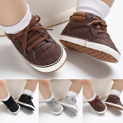 Newborn Baby Boy Girl Snow Boots Infant Toddler Kids Crib Warm Shoes Prewalker