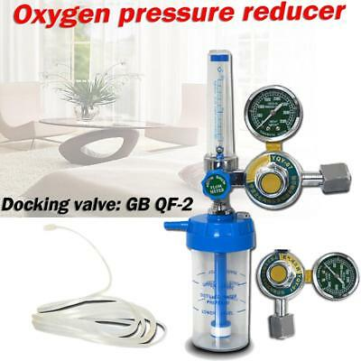 Medical Oxygen Regulator Pressure Reducer Reducing Valve Oxygen Flow Meter Hot