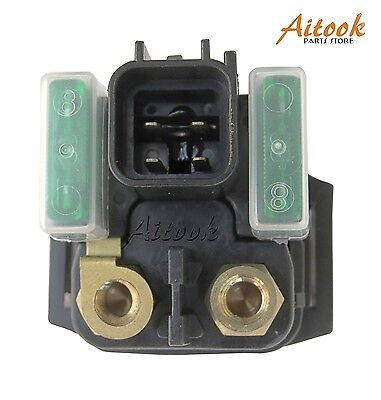Starter Relay Solenoid For SUZUKI TL1000R TL1000S 1997-2003