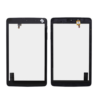 """8"""" Touch Screen Digitizer + Frame For T-Mobile Alcatel A30 Tablet 9024W 2017 QC"""