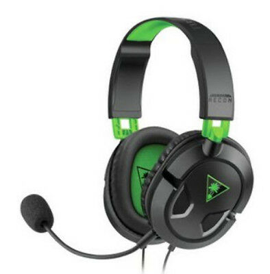 Turtle Beach Recon 50X Black Xbox One/PS4/PC Gaming Headset