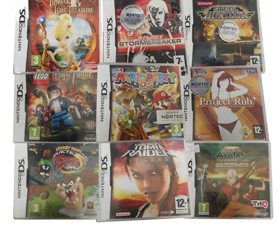 Nintendo DS Games (Mario , Pokemon & many) for DS,DS Lite ,DSI,3DS New & Sealed