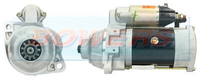 BRAND NEW STARTER MOTOR 24V 11 TOOTH DRIVE 4.5kW C/W AS MITSUBISHI M8T60071 FLT
