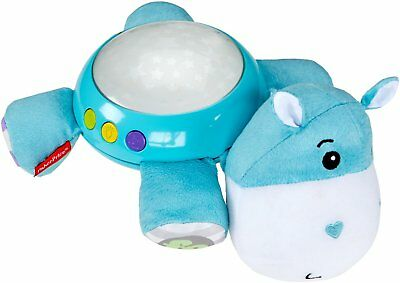 Fisher-Price Hippo Peluche Projection Tétine