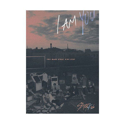 I AM YOU by STRAY KIDS The 3rd Mini Album [I am Ver.]