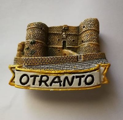 Fridge magnet resin - Otranto