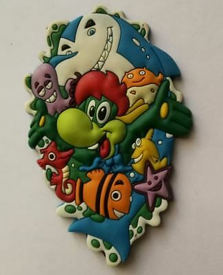 Fridge magnet  - Gardaland