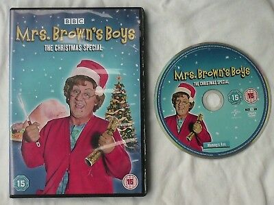 Mrs Brown's Boys The Christmas Special - DVD