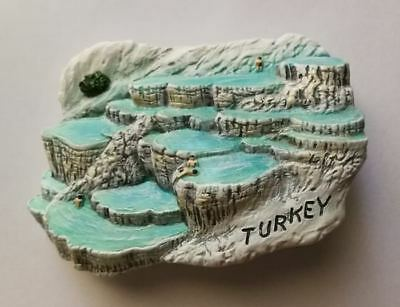 Fridge magnet  resin - Turkey