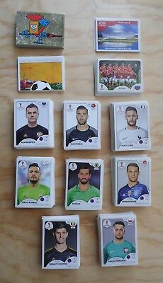 Panini Complete Set 682 Stickers Russia 2018 World Cup