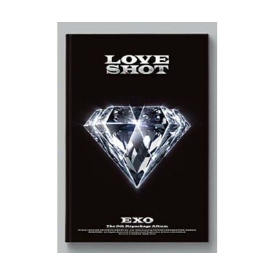 LOVE SHOT by EXO The 5th Album Repackage [Love Ver.]