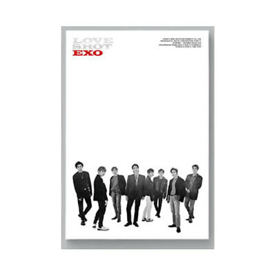 LOVE SHOT by EXO The 5th Album Repackage [Shot Ver.]