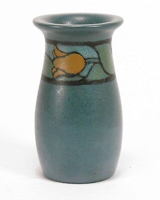 SEG Saturday Evening Girls Paul Revere Pottery tulip band bud vase arts & crafts