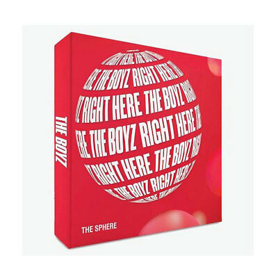THE SPHERE by THE BOYZ The 1st Single Album [Real Ver.]