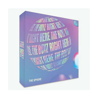 THE SPHERE by THE BOYZ The 1st Single Album [Dream Ver.]