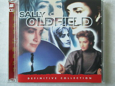 Sally Oldfield - Best Of The Best - Definitive Collection - 2 CD Set