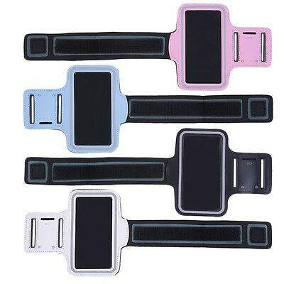 Sports Exercise Running Gym Armband Pouch Holder Case Bag for Cell Phone TM
