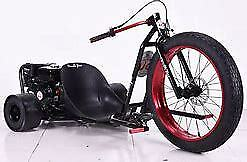 TRIKE 200cc, DRIFT TRIKE, ATV, OFF ROAD, Disc Brakes,  FREE HELMET