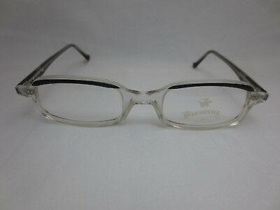 1d55605a9c8c WINCHESTER By Magic Line ITALY Eyeglasses Frame 210 S BLACK STONE