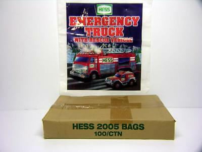 Case of 2005 Hess Bags - 100ct