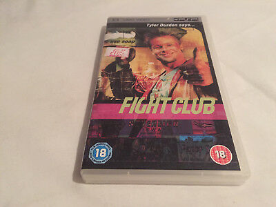 Fight Club (UMD, 2008) PSP Film/Movie