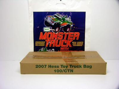 Case of 2007 Hess Bags - 100ct