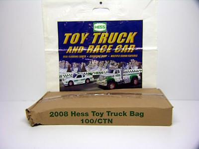 Case of 2008 Hess Bags - 100ct