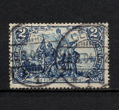 (YYAA 204) GERMANY 1902 CELLE USED 26:17 Mich 82A Sc79 Deutsches Reich
