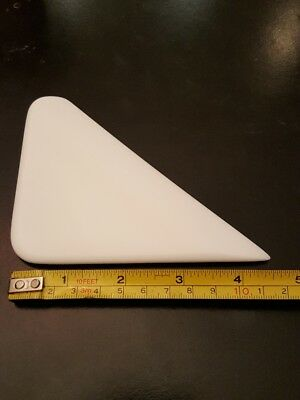 "Ergo square,huge  4""x5'"" a bone folder made entirely of Non-stick Teflon"