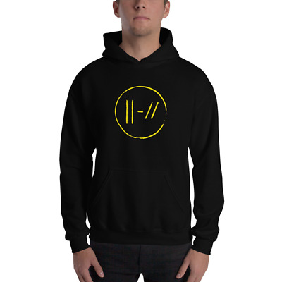 Twenty One Pilots -  Hoodie Logo Official Trench