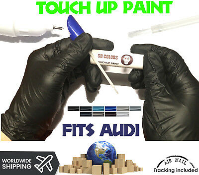 For Audi Car Models New Touch Up Pen Choose Your Color Ly9C Ly9B Ly7W Lx7W Lz5D