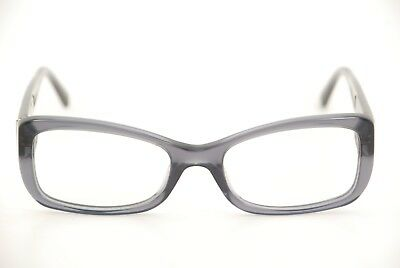 1951d1c1943 New Authentic Burberry B 2130 3013 Blue Grey Check 51mm Eyeglasses RX Italy
