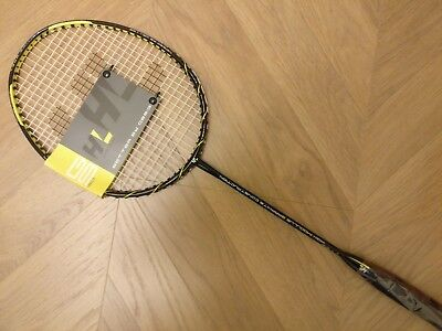 HL Badminton Rackets - Brand new top quality - optional covers & custom restring