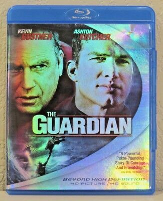 The Guardian (Blu-ray Disc) >>>>>>>>>>>>>>>>FREE SHIPPING!