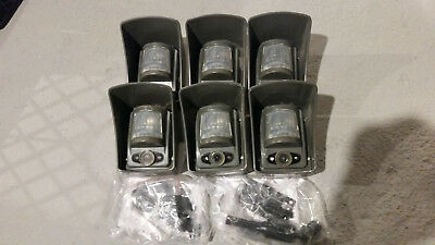 Used Lot of 5 Videofied RSI Outdoor Motionviewer Cameras DCV650 DCV651v