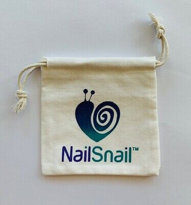 Canvas Nail Snail Bag Clean & Safe Storage for 3-in-1 Baby Nail Trimmer 🇬🇧