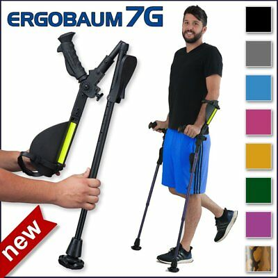 Ergobaum¨ Prime 7TH Generation by Ergoactives. 1 Pair (2 Units) of Ergonomic...